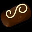 Chocolate 6 Sticker