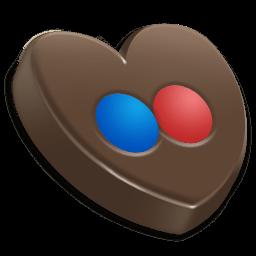 Flickr Sticker