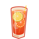 Planters Punch Sticker