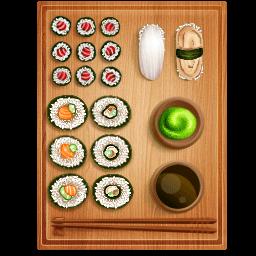 Sushi 2 Sticker