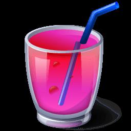 Cocktail Sticker