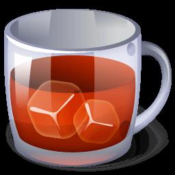 Iced Tea Sticker