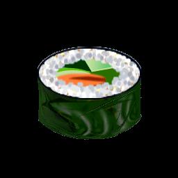 Salada Maki Sticker