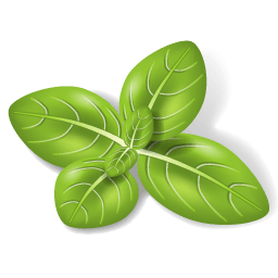 Herb Basil Sticker