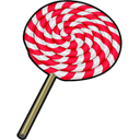 Lollipop Sticker