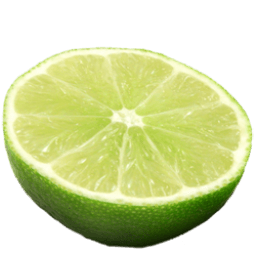 Lime Sticker