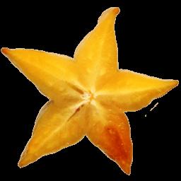 Starfruit Sticker