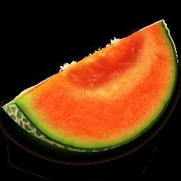 Melon Sticker