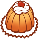 Baba Au Rhum Sticker
