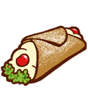 Cannoli Sticker