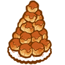 Croquenbouche Sticker