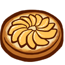 Tarte Aux Pommes Sticker