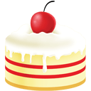 Cake Big Sticker
