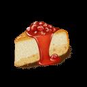 Cream Cake Sticker