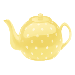 Tea Pot Sticker