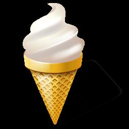 Icecream Cone Sticker