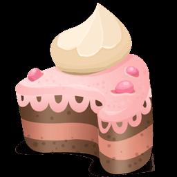 Cake 006 Sticker