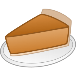 Pie Sticker