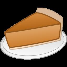 Pie Sticker