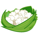 Cauliflower Sticker