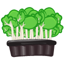 Cress Sticker