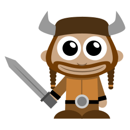 Viking Sticker