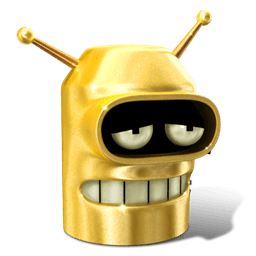 Calculon Sticker