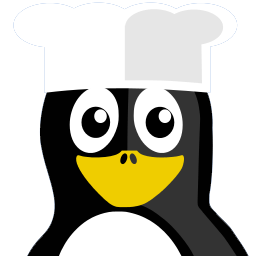Cook Tux Sticker