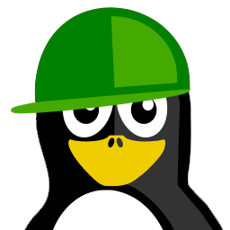 Kid Tux Sticker