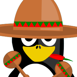 Mexican Tux Sticker