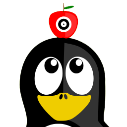 Wiliam Tell Tux Sticker