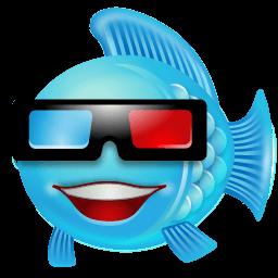 Fish Movie Sticker