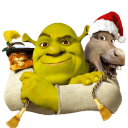 Shrek Stickers