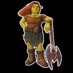 Fiona 2 Sticker