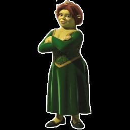 Fiona 3 Sticker