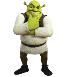 Shrek 2 Sticker