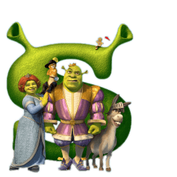 Shrek 5 Sticker