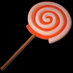 Lolly Spiral Sticker