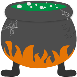 Bubbling Cauldron Sticker