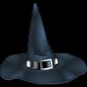 Witch Hat Sticker