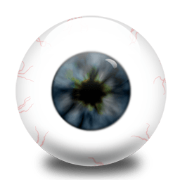 Oeil Sticker