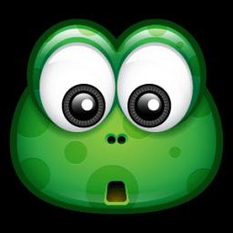 Green Monster 16 Sticker