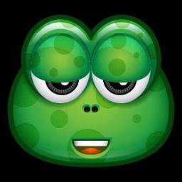 Green Monster 19 Sticker