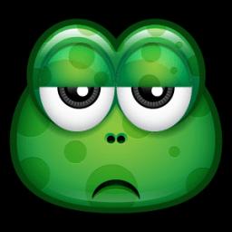 Green Monster 21 Sticker