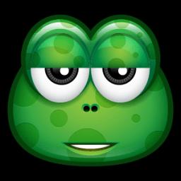 Green Monster 23 Sticker