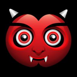 Devil 3 Sticker