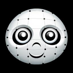 Mask 5 Sticker