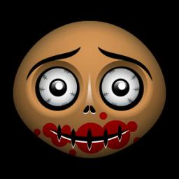 Zombie 2 Sticker