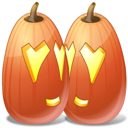 Pumpkin Love Sticker