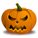 Pumpkin Mad Sticker